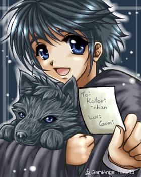 Cutie Sirius for Kotori-chan