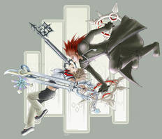 KH2 - ++Do you remember?++ by gemiange