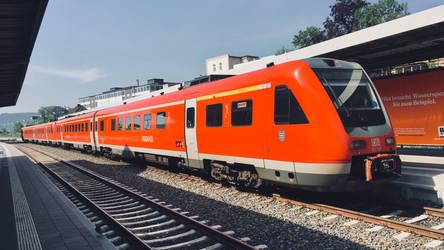 RegioSwinger (BR 612) in Jena West