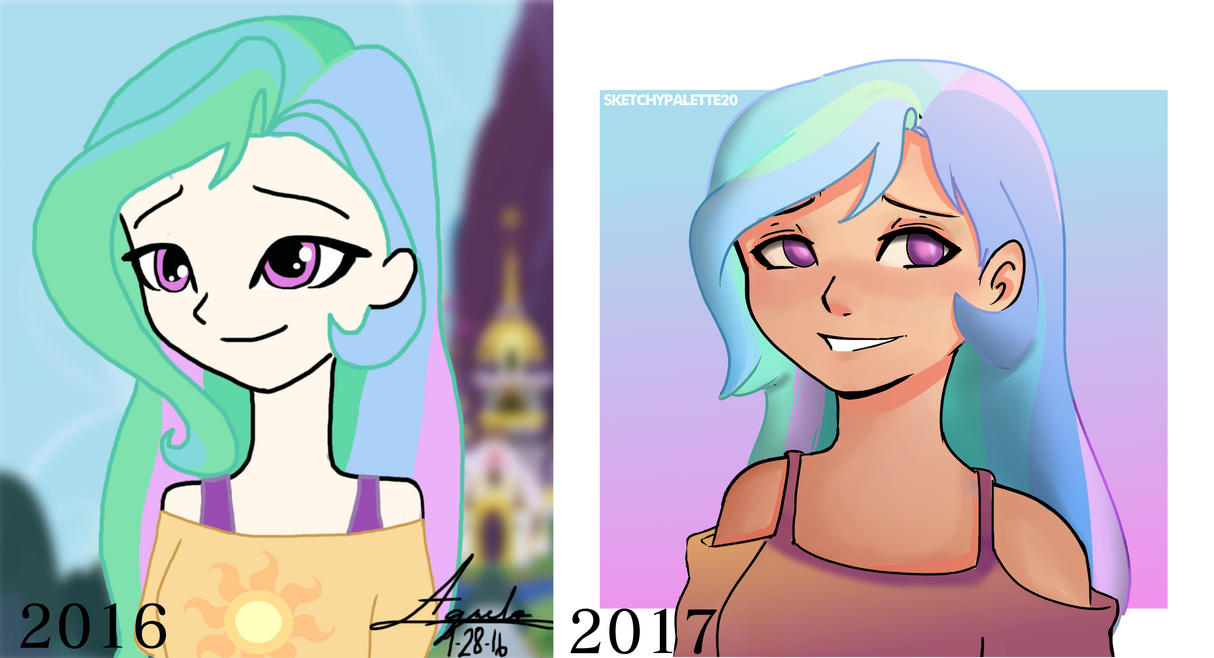 Redraw by SketchyPalette20