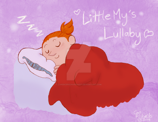 Little My Lullaby by CandiceRichardsArt