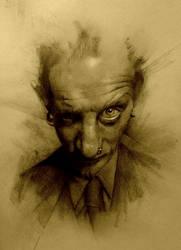 Ian Ward by bauderart