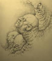 untitled sketch by bauderart