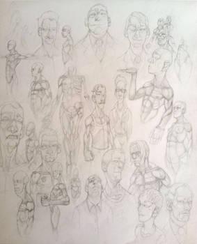 More doodles