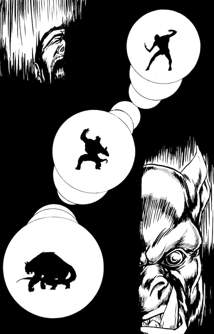 Awakening the Beast by CarlChrappa