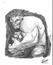 Hulk wash