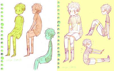 sketchbook stuff by nellonelloya
