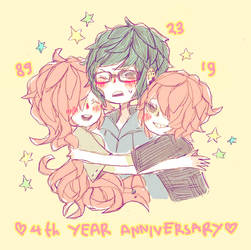 4 YEARS by nellonelloya