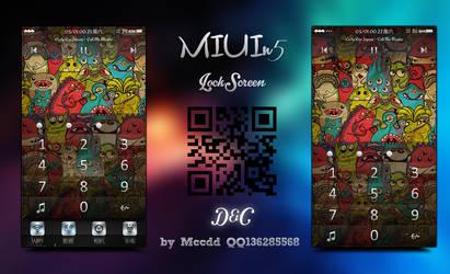 new lockscreen by mccdd