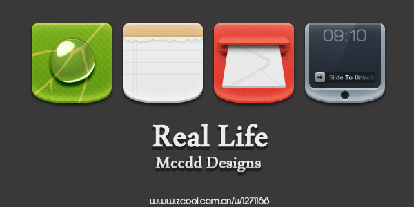 real life by mccdd