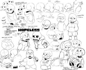 first look at HPless
