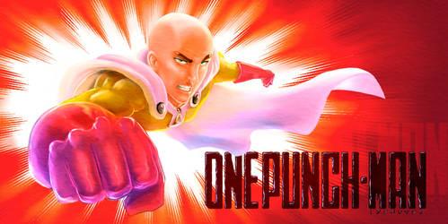 Saitama - One Punch-Man by alexmarques