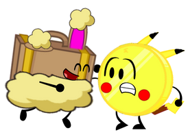 ObjectMon: Buneary and Sparky
