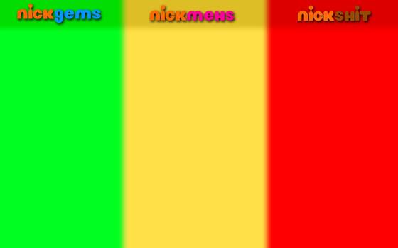Nicktoon Judging Chart