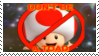 Don't Be A Toad Stamp by GenesisMasterDA
