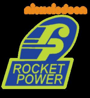 Rocket Power Logo Remake