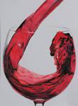 Red Wine part 1 - Pastels