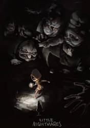 Little Nightmares by ABE-Yasushi