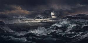 U boat type VII