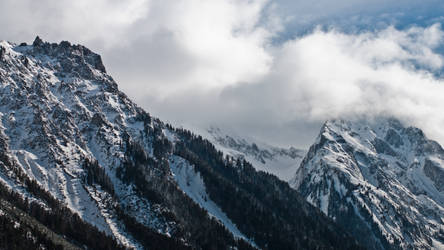 hohen der Alpen by D250Laboratories