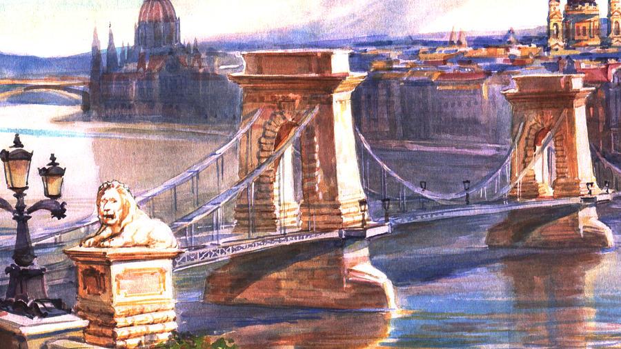 The Dreams - Chain Bridge by D250Laboratories