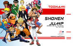 Shonen Jump On Toonami by KentaDavidofKT