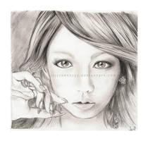 Koda Kumi by lissybeth123
