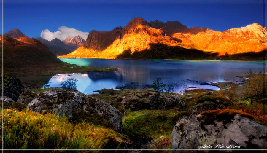 Arctic Summer by steinliland