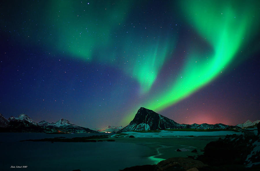 Nordlys 2 by steinliland