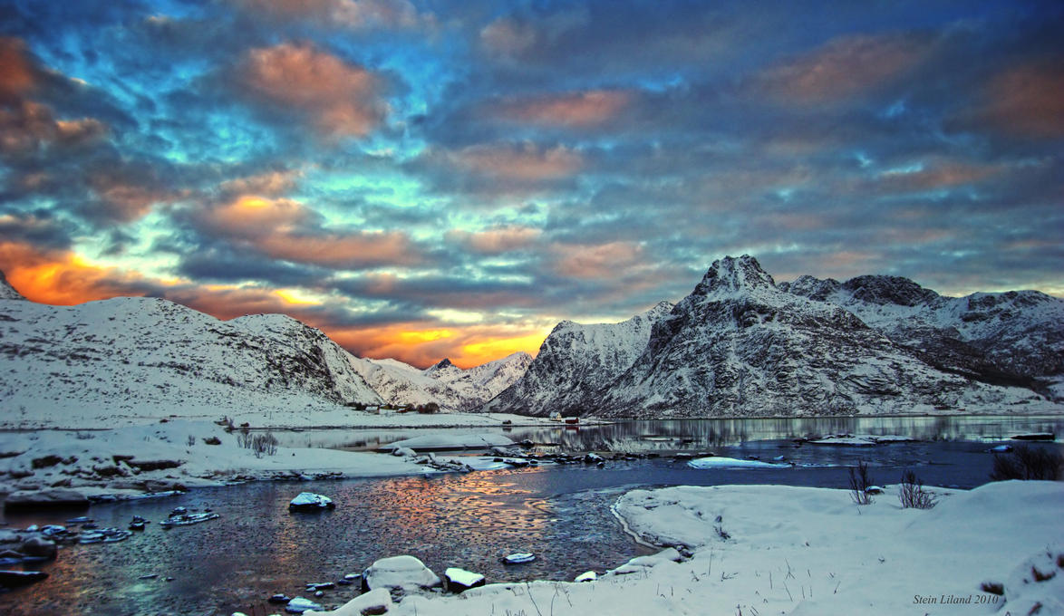 November daylight by steinliland