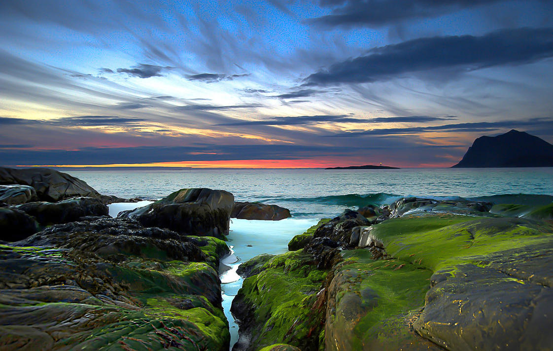 Colors by the sea by steinliland