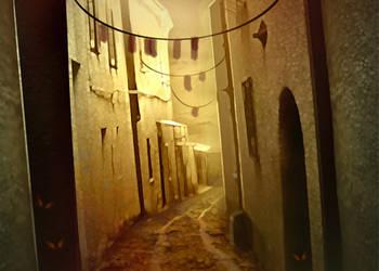 Street of Jackals by aaronace