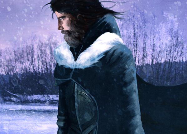 Eddard Stark by aaronace