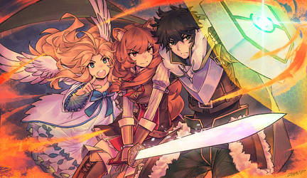 The Rising of the Shield Hero by Zhao-P
