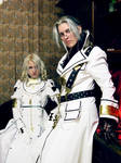 Trinity Blood - White Dress