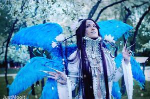 Trinity Blood - Lilith Sahl by adelhaid