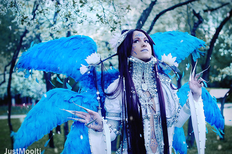 Trinity Blood - Lilith Sahl by adelhaid
