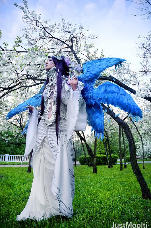 Lilith Sahl - Garden by adelhaid
