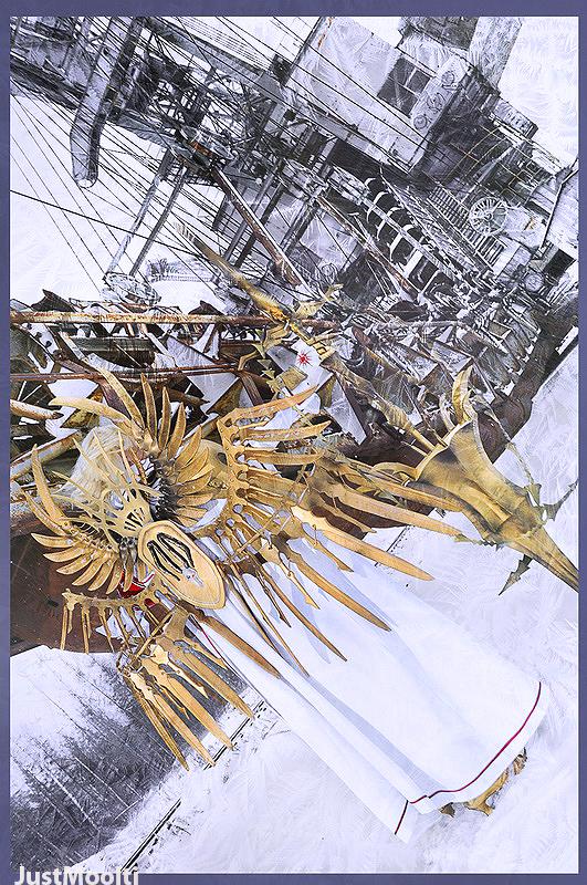 Cain - Trinity Blood by adelhaid