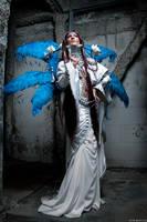 Lilith Sahl from Trinity Blood by adelhaid