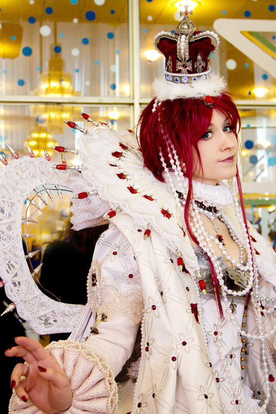 Esther Blanchett - Trinity Blood by adelhaid