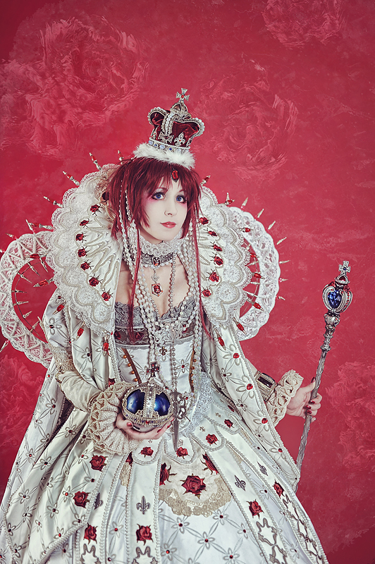 Trinity Blood - Esther Blanchett by adelhaid
