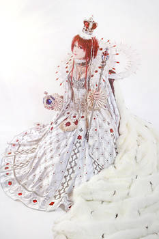 Trinity Blood - Queen Esther