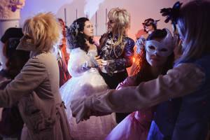 Labyrinth - Ballroom Scene by adelhaid