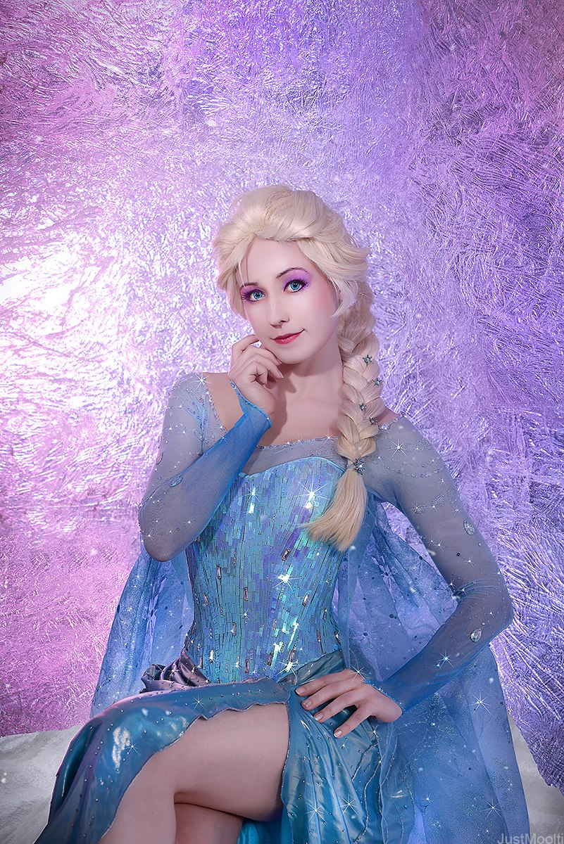 Elsa the Snow Queen of Arendelle