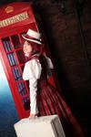 Trinity Blood - Esther in Londinium