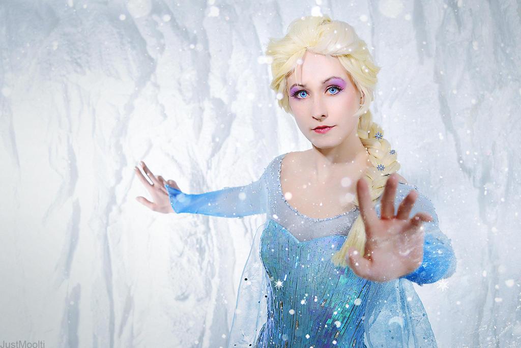 Frozen by adelhaid