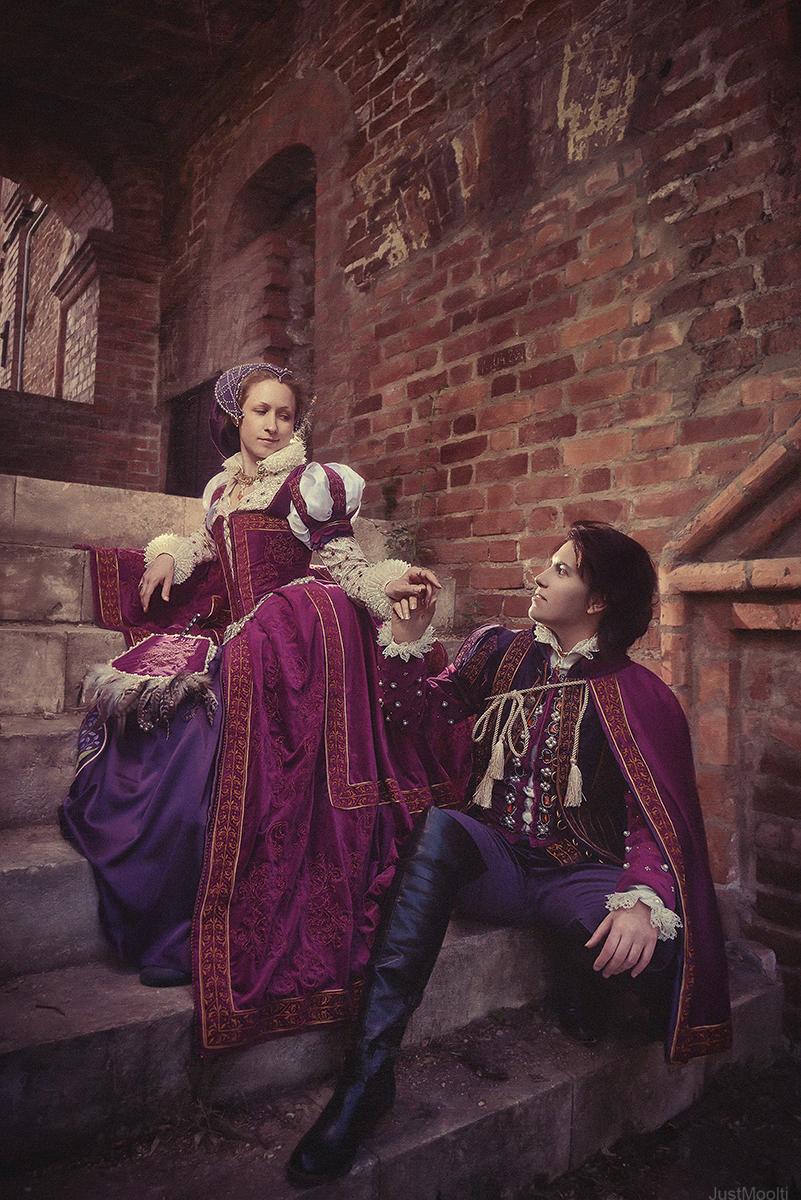 Renaissance Fashion by adelhaid