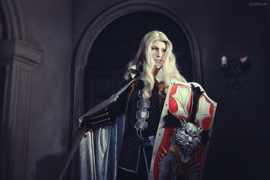 Alucard by adelhaid