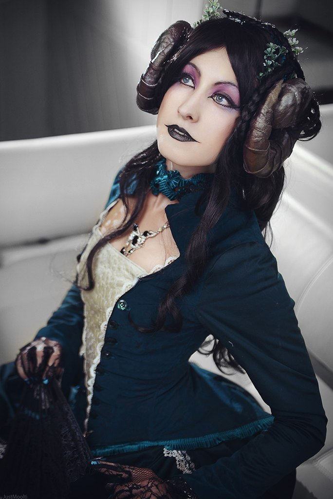 Victorian Demon by adelhaid